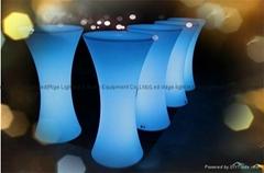 Modern design led cocktail table