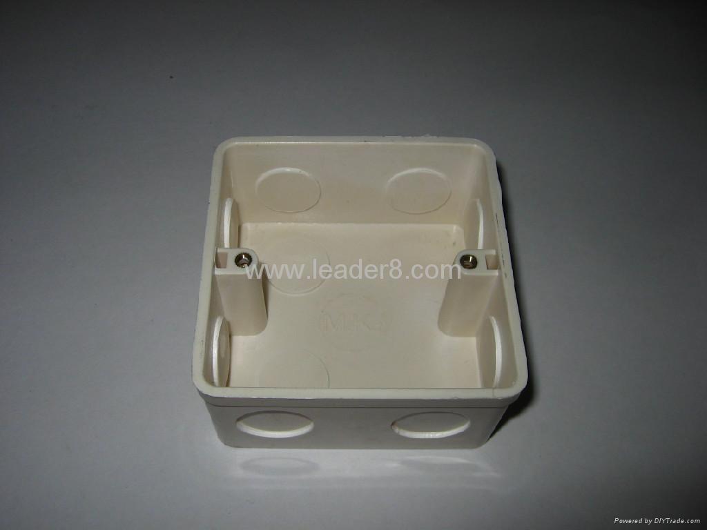 c3136b558d4 PVC BOX 3X3 - China - Manufacturer - Product Catalog - LEADER PLASTIC