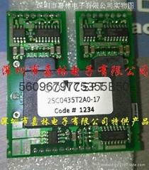 CONCEPT變頻器驅動器2SC0435T2A0-17