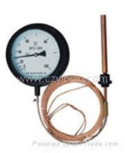 WTZ/WTQ-280 型压力式温度计