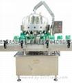 新型旋转式啤酒灌装机