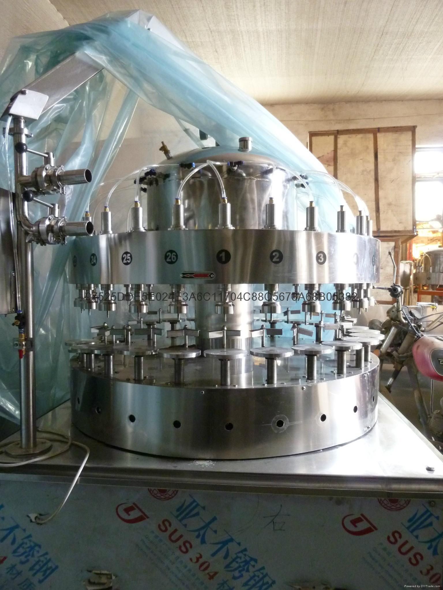 扎啤鲜啤灌装机 2
