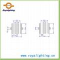 3535紫外UV燈 365nm 370nm 380nm 395nm 400nm 5