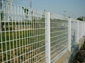 welded mesh fence(brc fence)