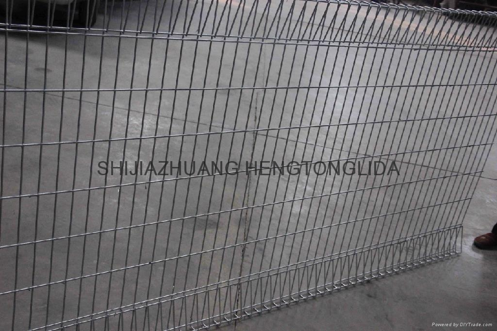 rolltop welded fence(brc fence) 2