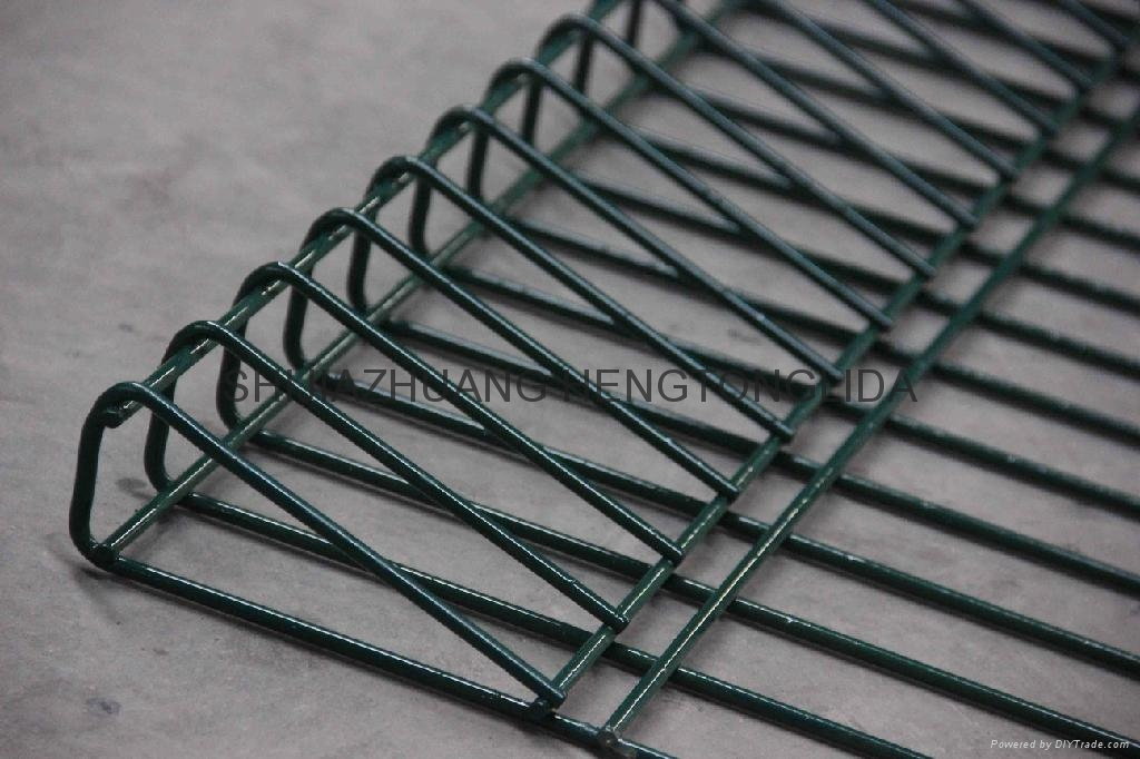 rolltop welded fence(brc fence) 1