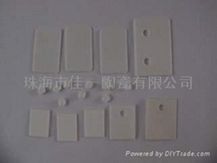 Ceramic thermal conductive sheet