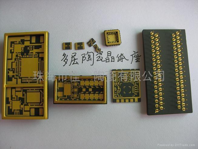 多層陶瓷電路板 2