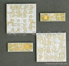 鍍金陶瓷電路板