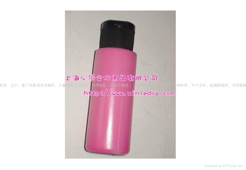 美朮顏料-供應60ml丙烯顏料 上海心樂文化用品有限公司 1