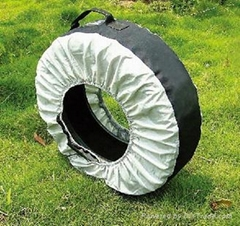 Spare Wheel Tire Tote Bag and Cover for