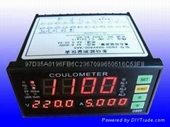 D800智能多功能單相電量功率電壓電流表