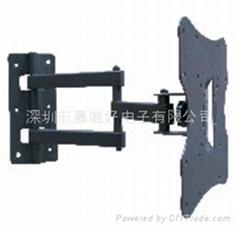 液晶顯示器伸縮旋轉挂架 液晶電視多功能挂架 L104