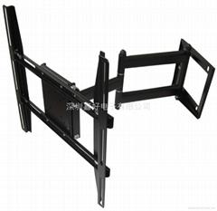 液晶显示器伸缩旋转挂架 液晶电视多功能挂架