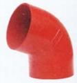 铸铁弯头铸铁管件柔性铸铁管厂家