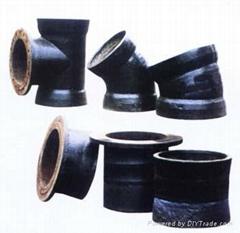 铸铁球墨管件厂家价格
