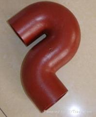 鑄鐵排水管P彎W型管件廠家價格