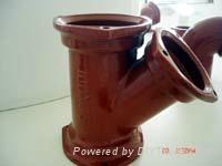 亞西亞球墨鑄鐵供水管 2