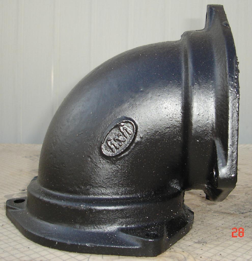 亞西亞球墨鑄鐵供水管 3