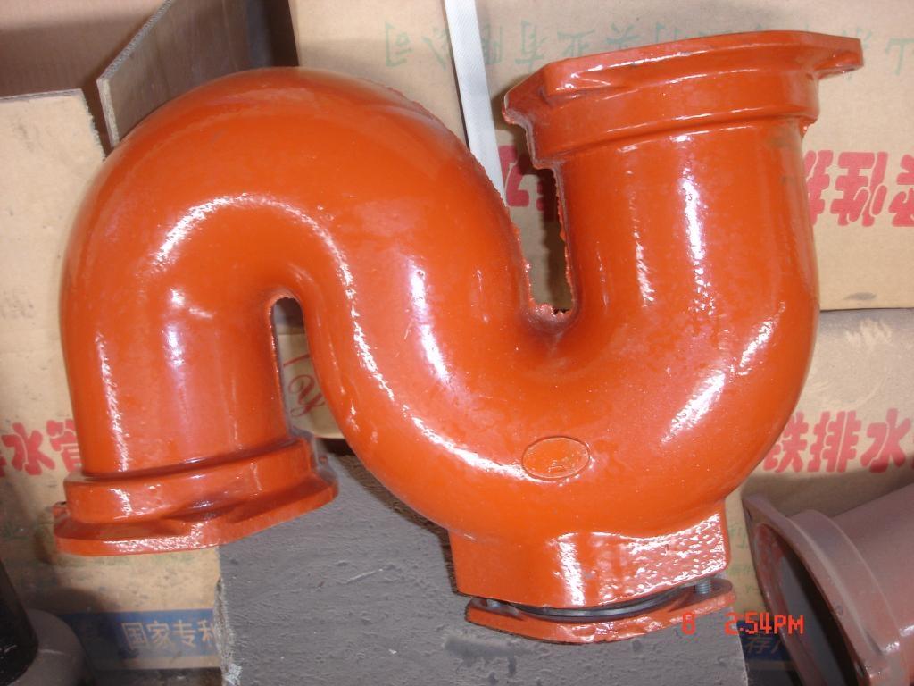 亞西亞球墨鑄鐵供水管 4