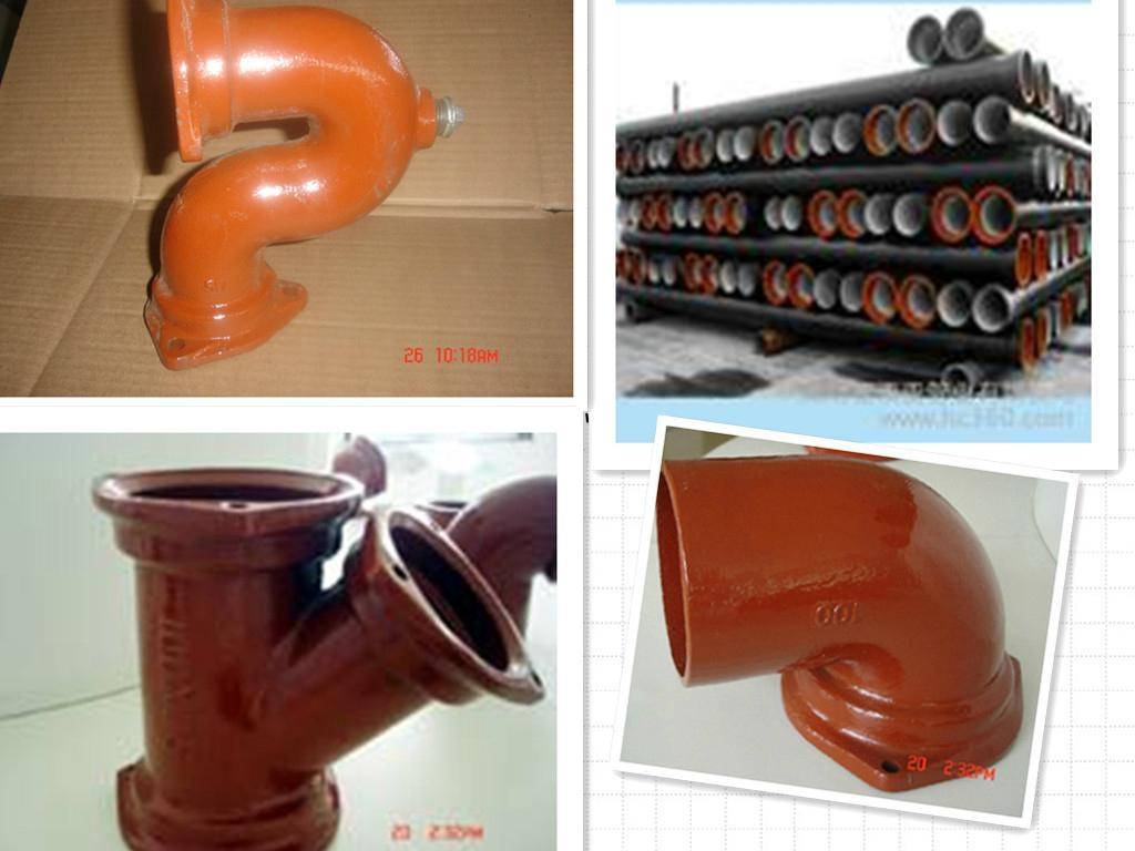 柔性抗震鑄鐵排水管 3