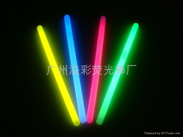 Concert Glow sticks, Halloween Glow Light Sticks, Chrictmas glow stick 2