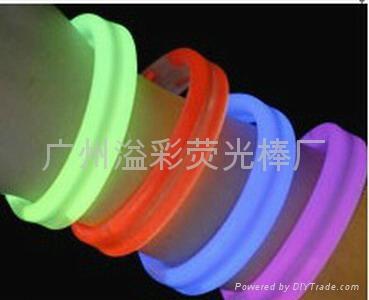 glow bracelet, glow stick bracelet, chemical light sticks 3