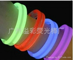 Halloween glow stick, fishing glow tick, mini glow stick