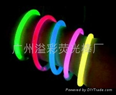 glow stick bracelet, glow stick necklace