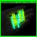 mini 1.5 inch glow stick, 4.5*39mm glow stick fishing light sticks 2