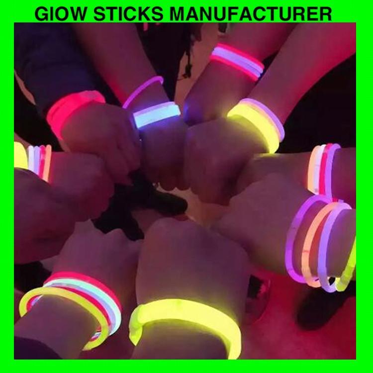 5*200mm glow stick for 8 inches glow bracelet 3