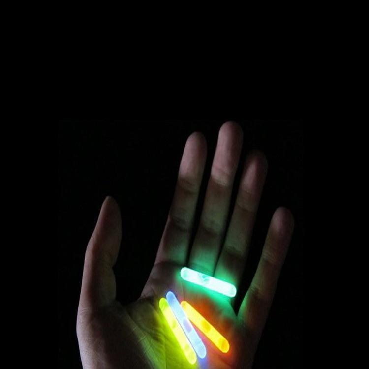 1.5 inch mini light stick, fishing mini glow stick 3