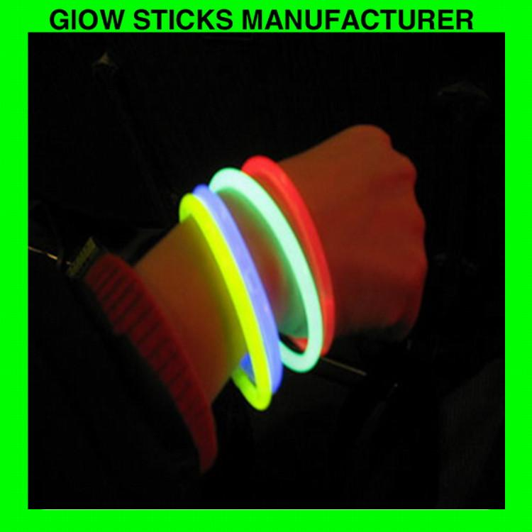 Glow stick party pack, 5*200mm glow stick 5