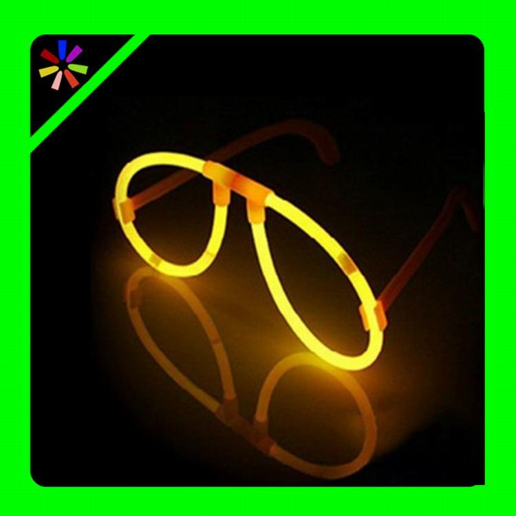 Glow stick glasses, glow eyeglasses 5