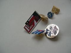 Lapel Pin Key Chains