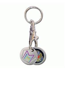 Lapel Pin Key Chains  2