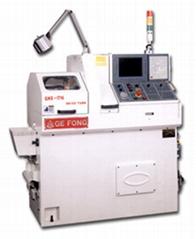 主軸移動式CNC電腦自動車床