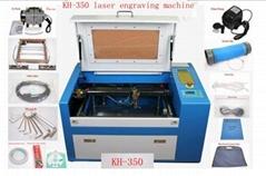 CNC CO2 Laser Engraving Cutting Machine Laser Engraver (KH-350)