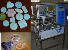Auto Strech Film Soap Packing Machine/MEK-950