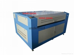 CNC CO2 Laser Engraving Cutting Machine W/Auto Roll Feeding System/HQ1390
