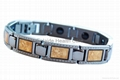 titanim magnetic germanium bracelet  1