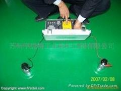 供应环氧树脂防静电自流平地坪
