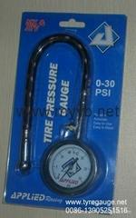 tire gauge   tyre gauge  auto gauge