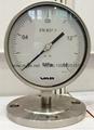 Diaphragm sealed manometer