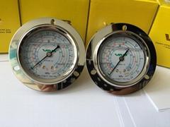 R410a freon gauge
