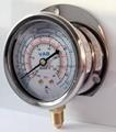 freon gauge  pressure gauge  Refrigerant