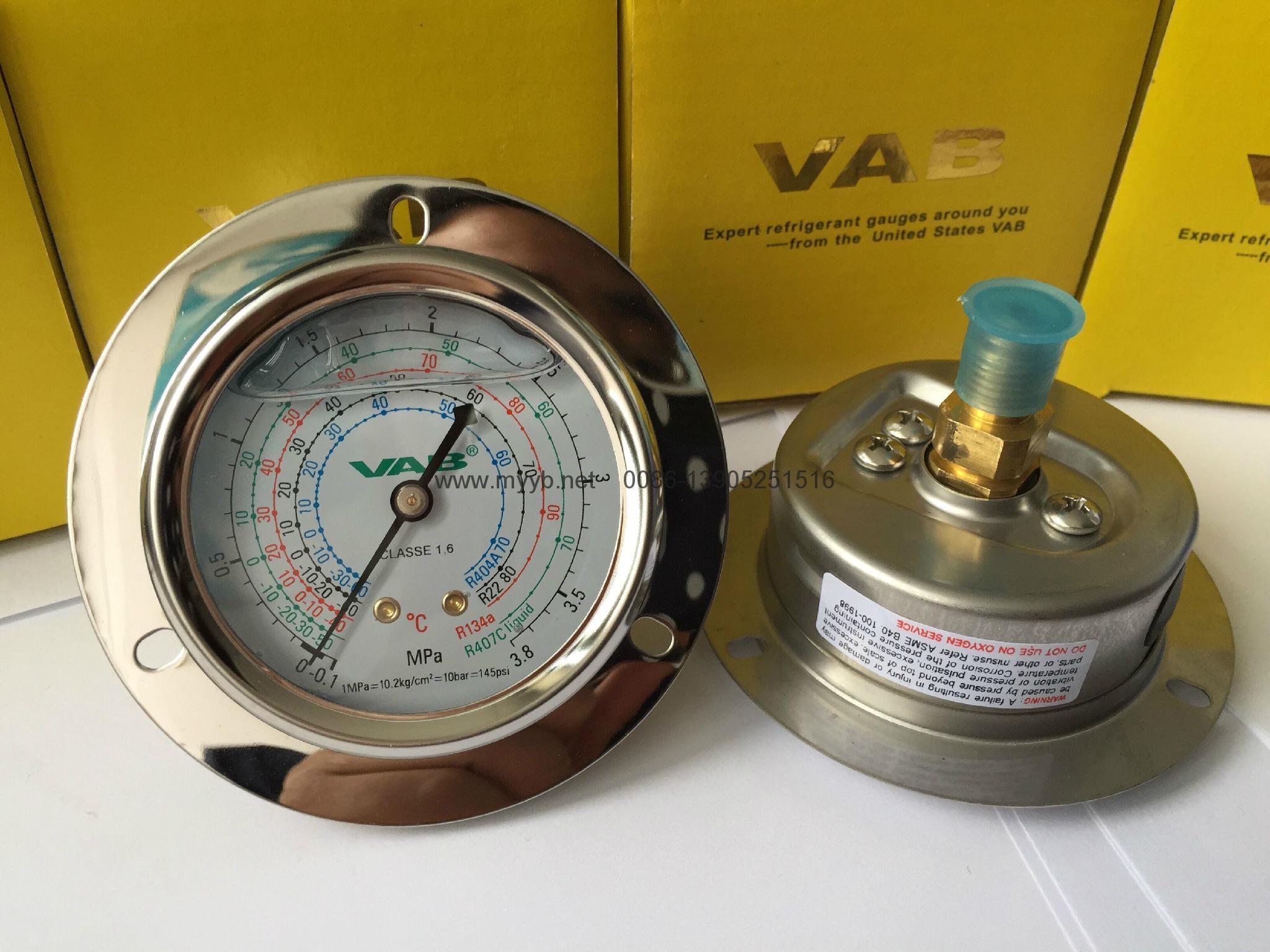 R410a refrigeration gauges   12