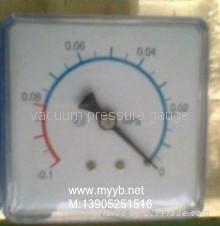 vacuum pressure gauge vacuum gauge vacuum manometer