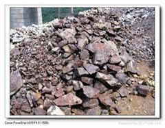 复合配重材料---高密度矿石