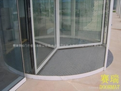 賽瑞最專業的門廳鋁合金除泥地墊